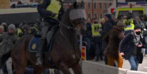 Nazispotting Tusenmannamarschen