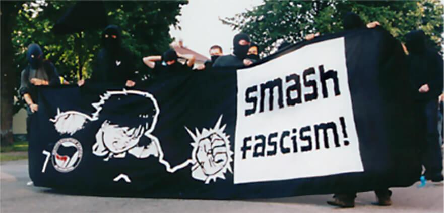 AFA Skaraborg stör SSS i Lidköping den 21/8-2002