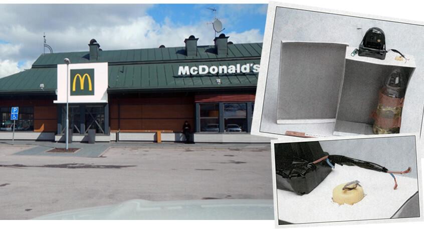 McDonalds 2006 Nyköping AFA