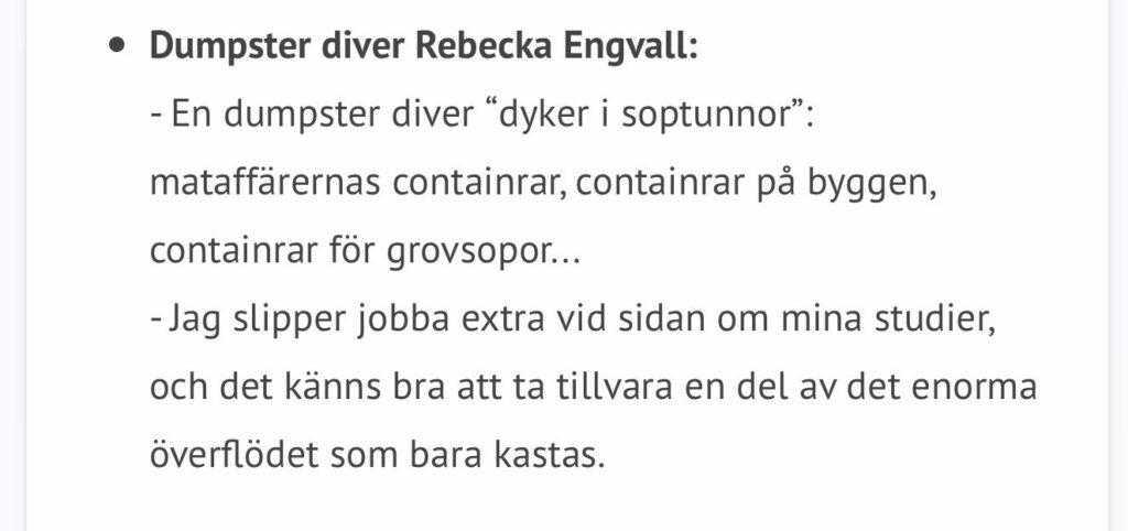 Rebecka Engvall