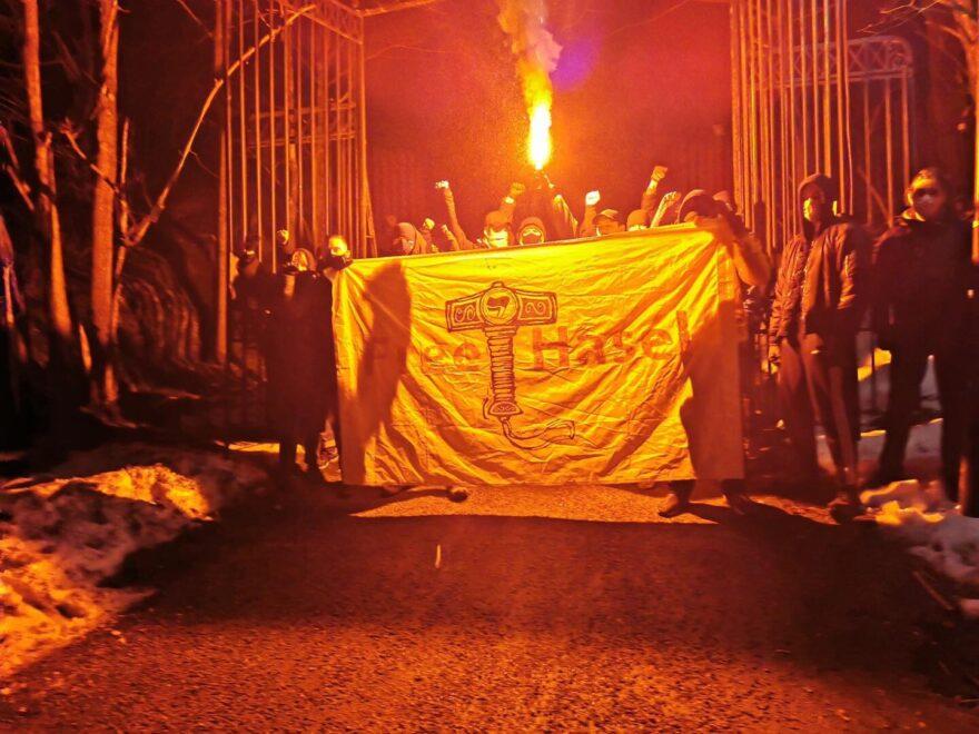 Rojavakommittéerna AFA Antifa