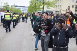 Ola Friberg Nazispotting