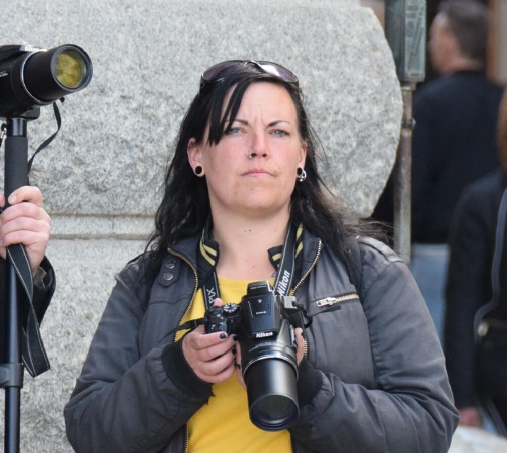 Sara Leifsdotter Nazispotting