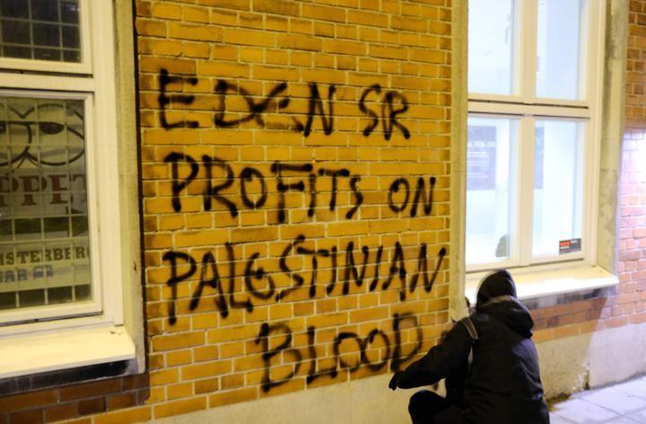 AFA judar antisemitism