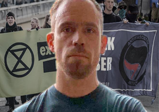Jonathan Pye (AFA) Extinction Rebellion (XR)