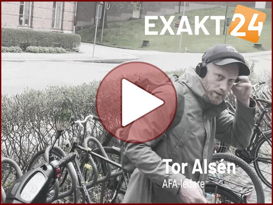 Tor Alsén AFA-Göteborg