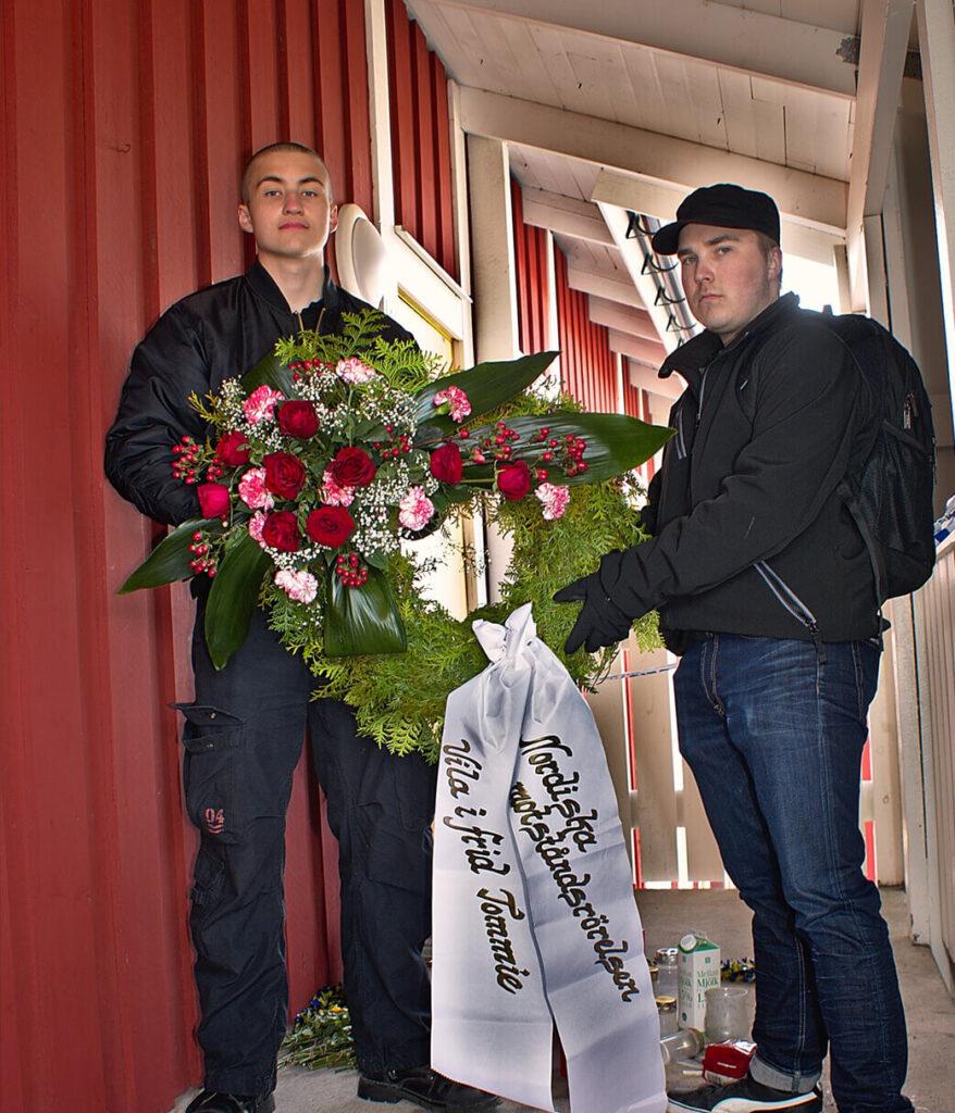 Ëlmë Ämting vänsterextremist