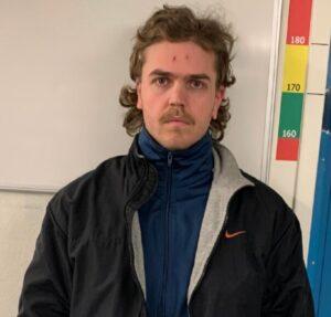 Linus ERIK Soinjoki Wallin.