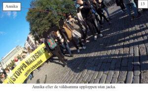 Annika Kristina Lundmark Antifa AFA